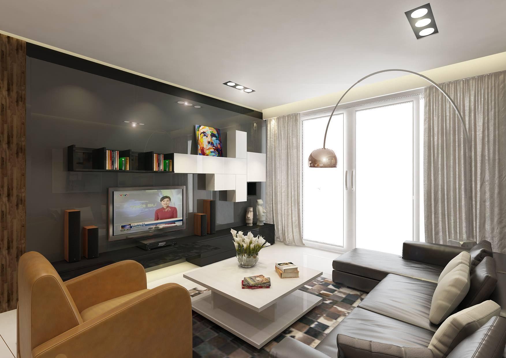dịch vụ thiết kế nội thất chung cư giá rẻ tại Hà Nội